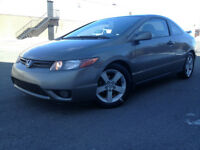 HONDA CIVIC 2006 AUTOMATIC A/C FULLY EQUIPED MAGS SUPER CLEAN