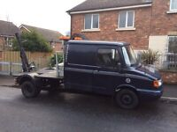 1998 ldv recovery truck with spec lift
