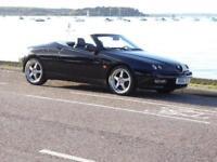 1997 Alfa Romeo Spider 3.0 V6 24v 6 speed 2dr