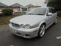 Jaguar X-Type 2.2 D SE 5dr£7,499 NO FINANCE PROPOSAL REFUSED 2009 (58 reg), Esta