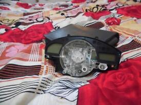 YAMAHA R1 2007-2008 4c8 BRAND NEW SPEEDO CLOCKS