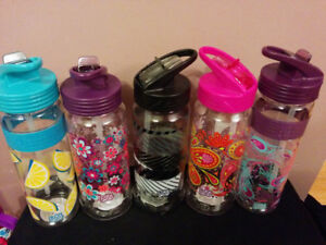 NEW: WATER BOTTLES- $5  / COOL GEAR SLUSHEE MAKER - $8 EACH