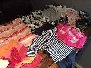 12 month girls spring and summer clothes