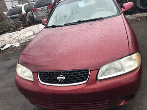 2002 Nissan Sentra GXE Berline SPECIAL AUTOMATIQUE