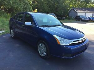 2009 Ford Focus Only 136,000KM NEW MVI