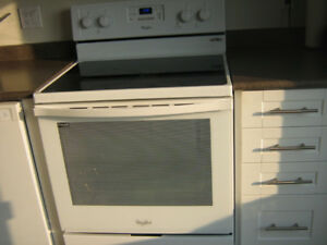 Full size Fridge and Stove for sale