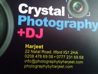 Crystal photography