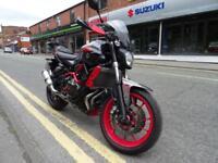 2015 15 Plate Yamaha MT-07 Moto Cage 6882 miles