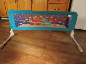 sesame street safety bed rail