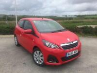 2018 Peugeot 108 1.0 Active Manual Hatchback