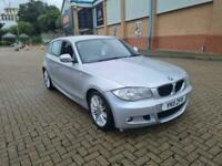 2011 BMW 1 Series 2.0 120d M Sport Auto 5dr Hatchback Diesel Automatic