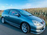 2005 Honda Civic 2.0 i-VTEC Type-R Premier Edition 3dr HATCHBACK Petrol Manual
