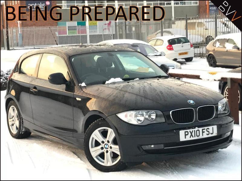 2010 (10) BMW 116d SE 3 Door