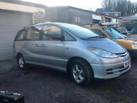 Toyota Previa 2.0 D-4D ( 8 st ) GLS 2001 51 Only One Lady Owner From New