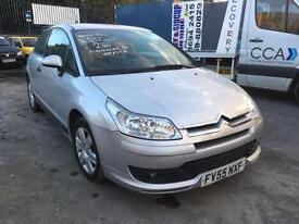 2005 Citroen C4 1.4i 16V VTR 3dr 3 door Coupe