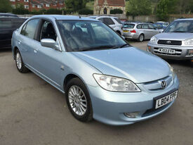 Honda Civic 1.4 IMA Executive - 2004 04