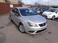 2013 Seat Ibiza 1.2 TD ( 75ps ) CR ( A/C ) S