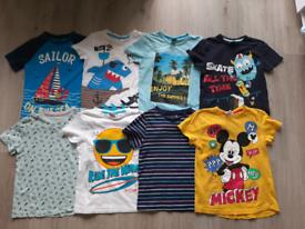 Boys clothes 7-8y