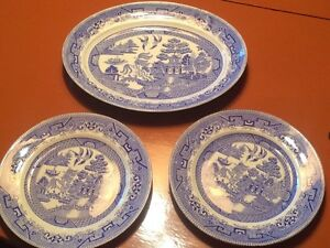 Myott & Son Willow dishes