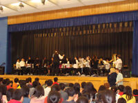 Toronto East Youth Concert Band - kids community wind orchestra