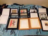 10 x 13 frames