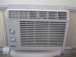 FOR SALE: DANBY WINDOW AIR CONDITIONER .ASKING $50.00