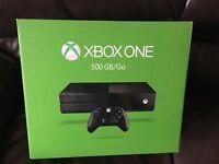 Xbox One Brand New sealed with Full warranty + Possible games check description FIFA GOA FORZA GTA 5