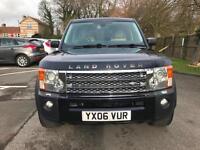 Land Rover Discovery 3 2.7TD V6 auto SE