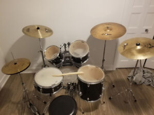 Complete Drumkit Ready to play