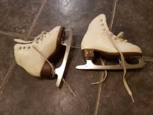 Riedell Figure Skates for a child