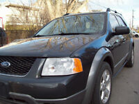 2007 Ford FreeStyle/SEL/ALL WHEEL DRIVE,6SATER,DVD,CERT$3975