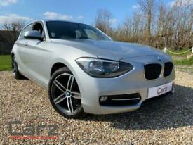 image for 2012 BMW 1 Series 118d Sport 5dr Step Auto HATCHBACK Diesel Automatic