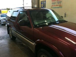 2001 gmc jimmy great condition