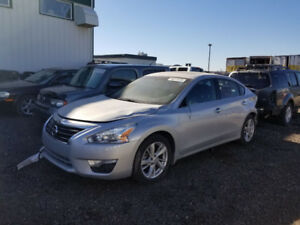 2013 ALTIMA FOR PARTS
