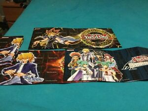 Extra Yu-Gi-Oh Legendary Collection Game Boards