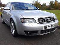 Audi S4 4.2 2004MY quattro + AUTO + LEATHER + SAT NAV