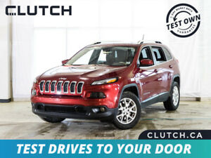 2015 Jeep Cherokee North Finance for $85 Weekly OAC
