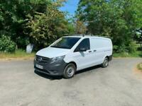 2015 Mercedes-Benz Vito 111CDI Van PANEL VAN Diesel Manual