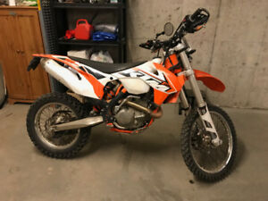 2015 KTM 500 EXC-  Great condition, Street legal! $7000