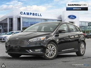 2016 Ford Focus Titanium NAV-LEATHER-POWER ROOF-BEST BUY