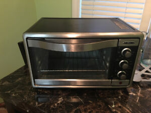 Oyster convection toaster oven $20
