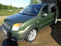 Ford Fusion 1.4 Durashift EST 2006MY Plus