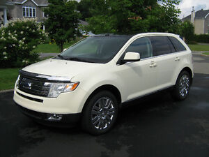 Ford Edge Limited  vus