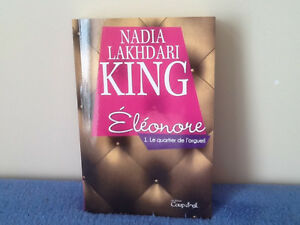 livre de Nadia Lakhdari King