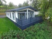 Brand New Lodge For Sale Riverside Rothbury Northumberland - Victory Monaco Duo