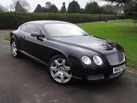 BENTLEY CONTINENTAL 6.0 GT COUPE 2007/57