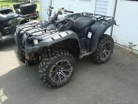 2013 GRIZZLY 700 4WD WITH POWER STEERING $7800