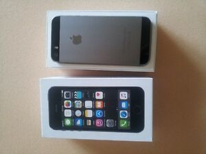 Almost new Black iPhone5s