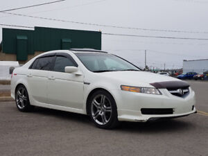 ACURA TL A-SPEC 2006 MANUELLE