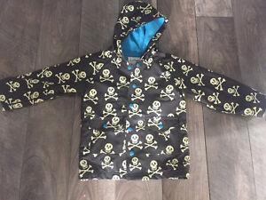 Hately boys raincoat size 5
